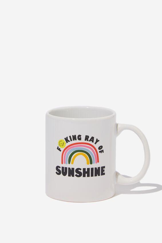 Anytime Mug, RAY OF SUNSHINE!