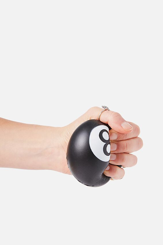 Novelty Squishy, EIGHT BALL
