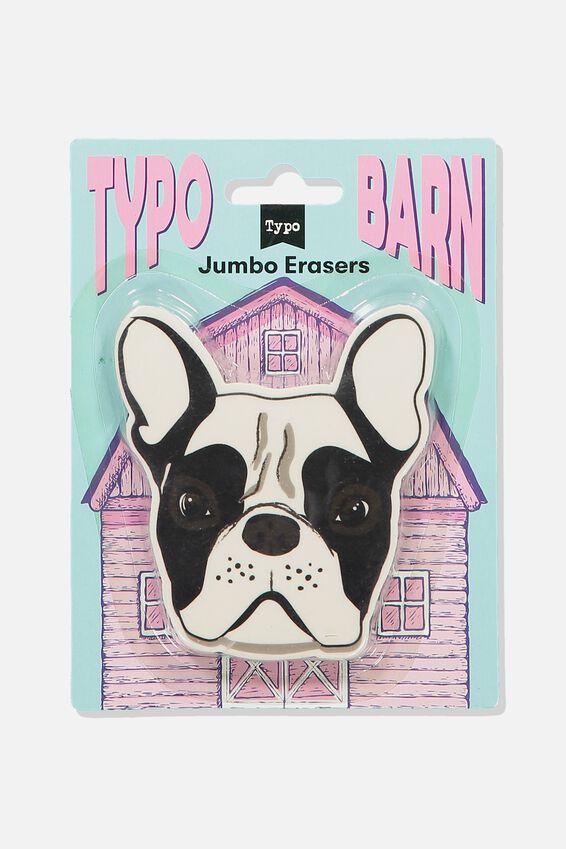 Jumbo Eraser, FRENCHIE