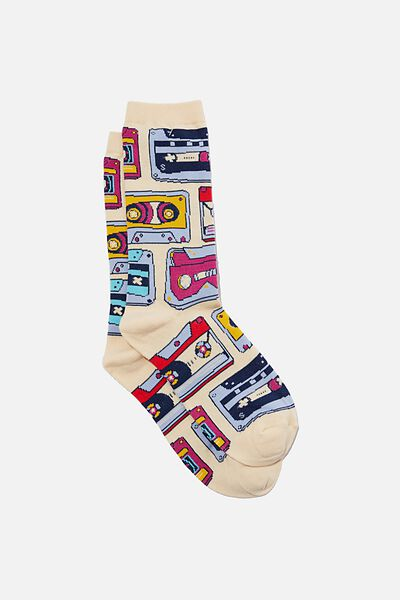 Socks, CASSETTE TAPES