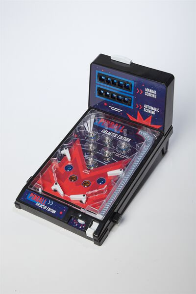 Electronic Pinball Machine Game, MULTI