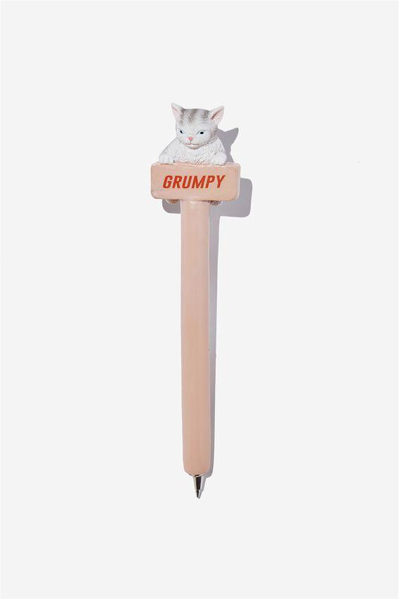 Novelty Pen, GRUMPY CAT