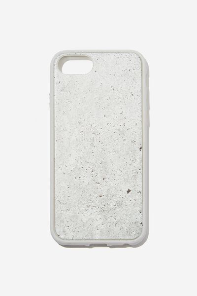 Snap On Protective Phone Case 6, 7, 8, CONCRETE