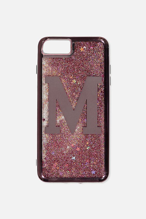 Shake It Phone Case 6, 7, 8 Plus, ROSE GOLD M