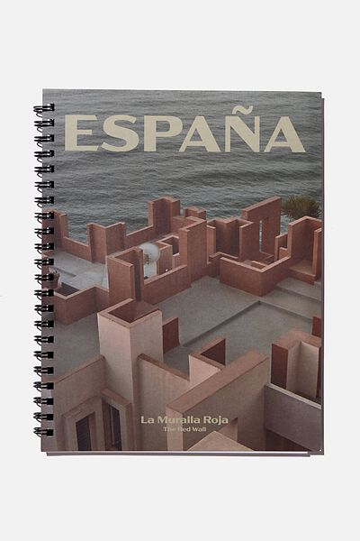 A4 Campus Notebook Recycled, ESPANA