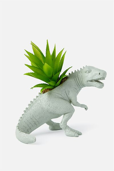 Shaped Planter, T-REX