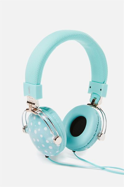 Tune Out Headphones, AQUA POLKA