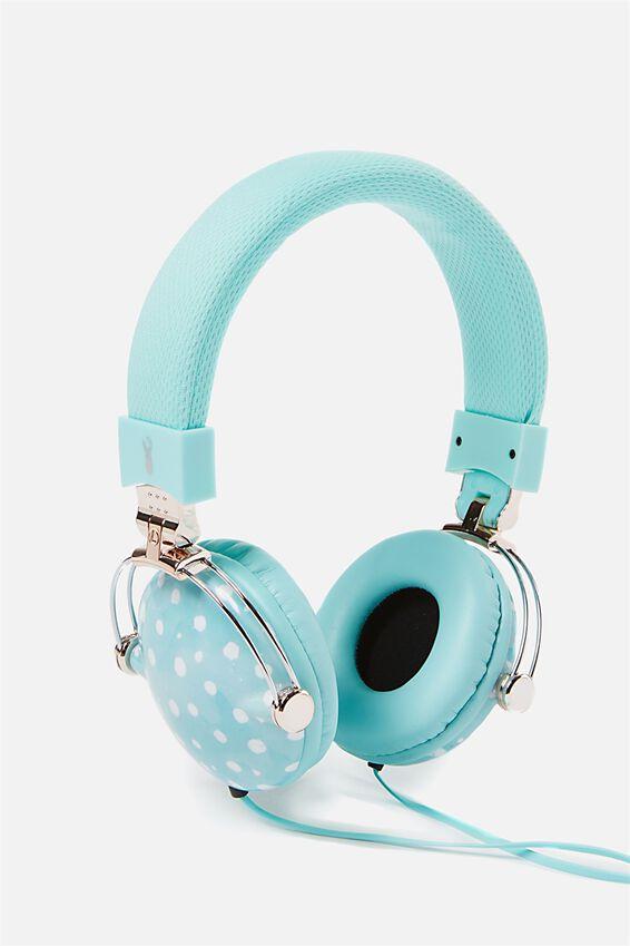 Tune Out Headphones, AQUA POLKA