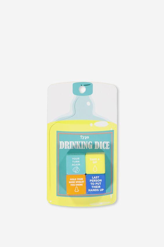 Mini Desktop Games, DRINKING DICE