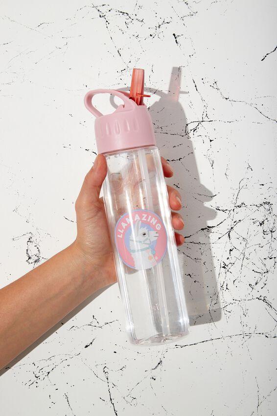 Refresher Water Bottle, LLAMAZING