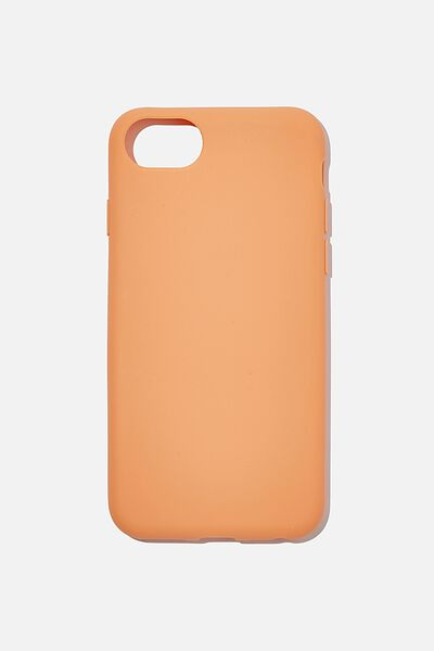 Slimline Recycled Phone Case Iphone SE, 6,7,8, PEACH