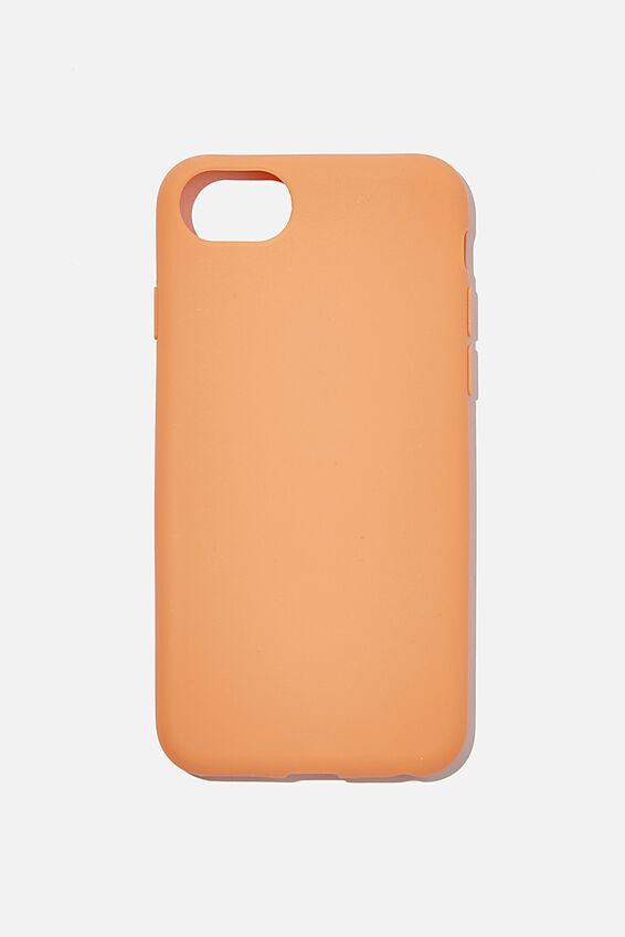 Slimline Recycled Phone Case Iphone 6,7,8, PEACH