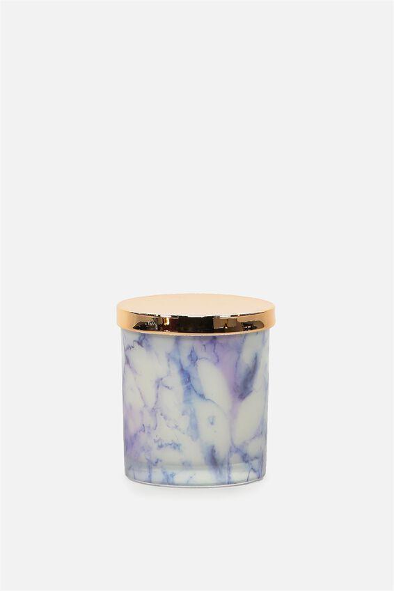 Premium Candle, LUSH MARBLE