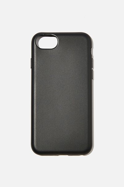 Recycled Phone Case iPhone 6, 7 ,8, SE, BLACK
