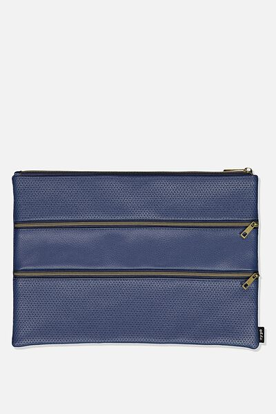 Keep It Together Pencil Case, NAVY
