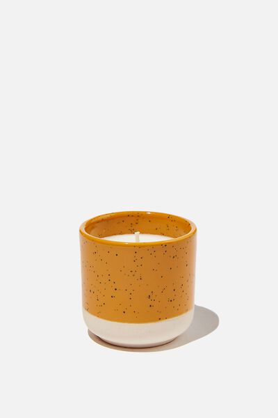 Double Dip Candle, MUSTARD