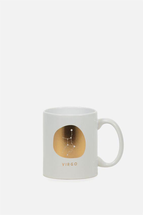 Zodiac Mug, VIRGO