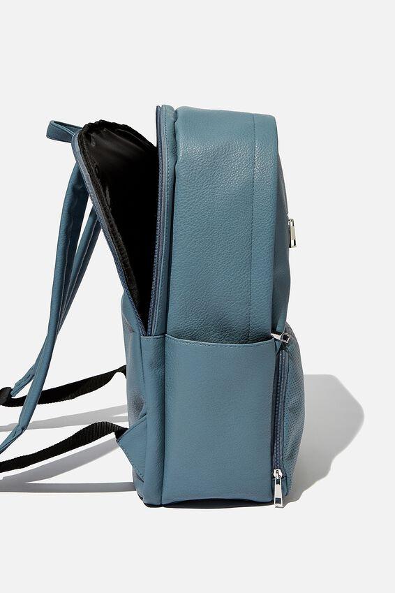 Personalised Formidable Backpack, PETROL BLUE
