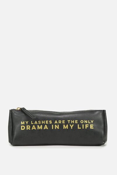 Make Up Brush Case, DRAMATIC LASHES