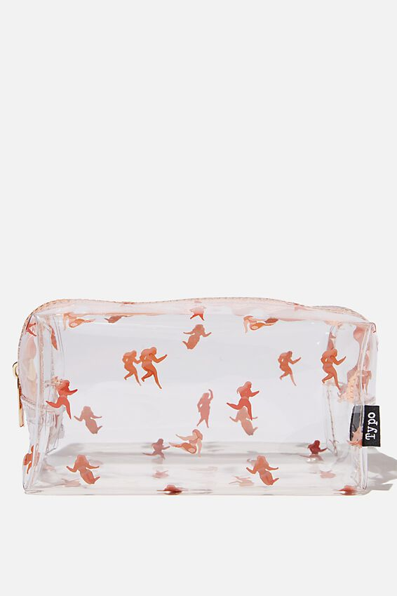 Brooklyn Pencil Case, WOMEN SUPPORT WOMEN