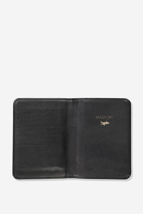 Passport Holder, JUNGLE FLORAL