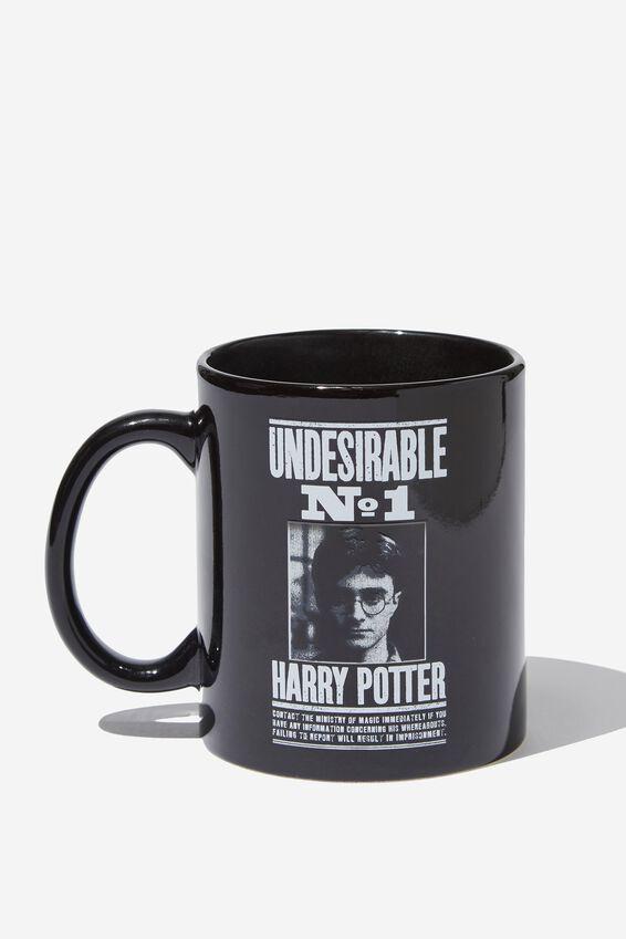 Heat Sensitive Mug, LCN WB HPO UNDERSIREABLE