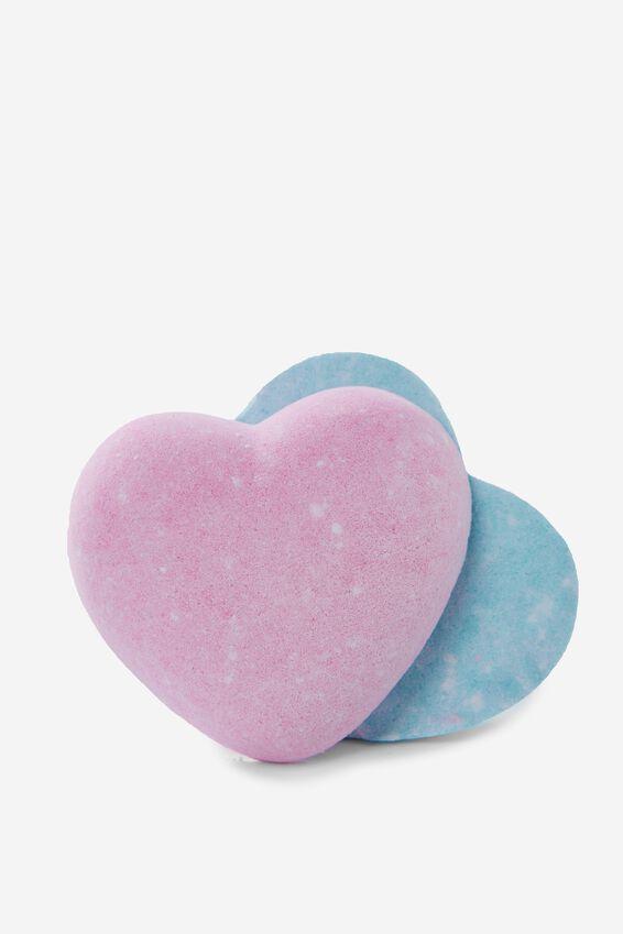 Bath Fizzer, HEART