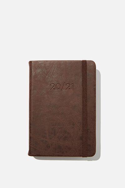 2020 21 A6 Daily Buffalo Diary, RICH TAN