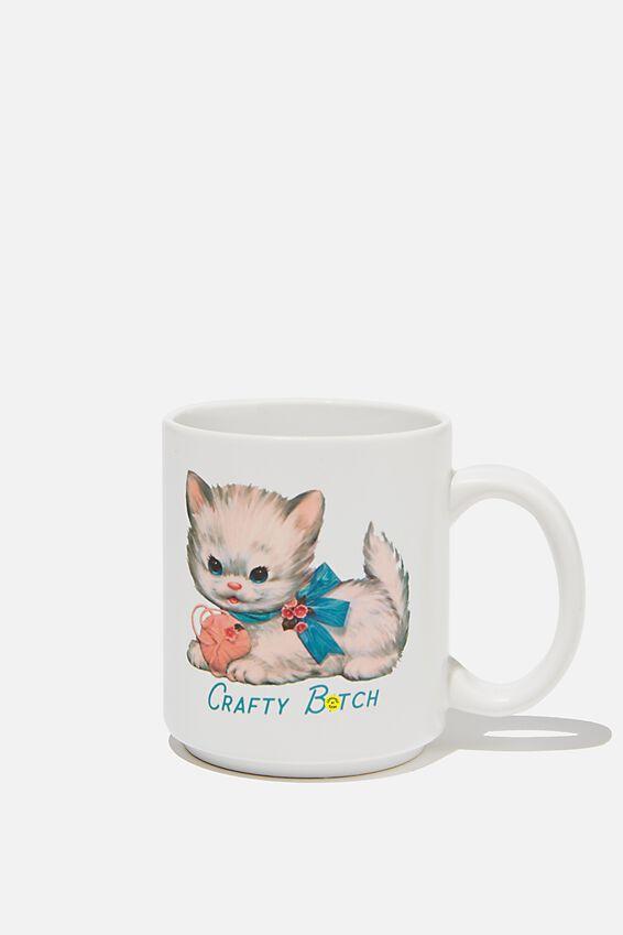 Daily Mug, CRAFTY BITCH!