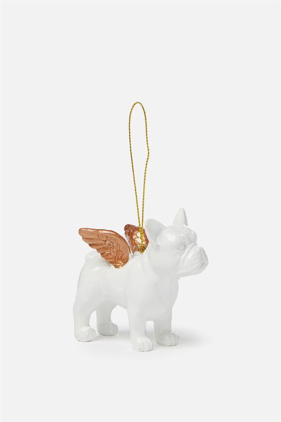 Christmas Ornament, FRENCH BULLDOG
