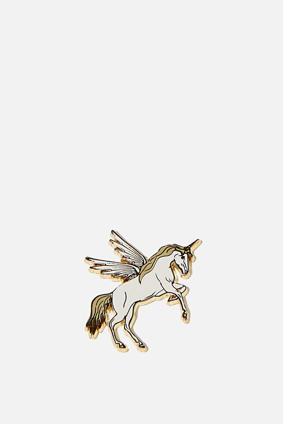 Enamel Stickers, UNICORN