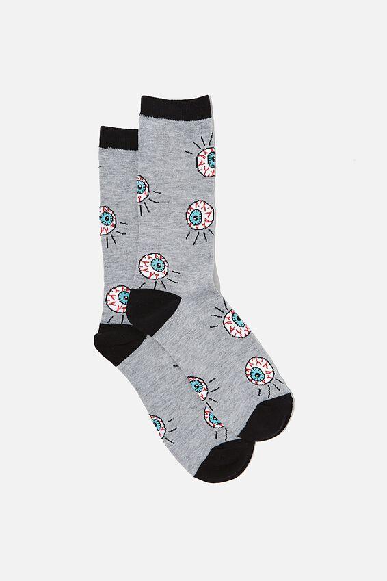 Socks, EYEBALLS