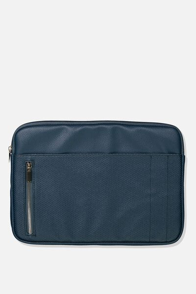 Take Charge Laptop Cover 13 inch, TEAL