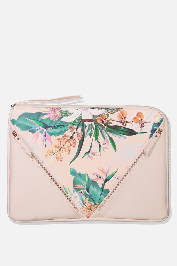 Premium Laptop Case 15 Inch, BIRDS OF PARADISE