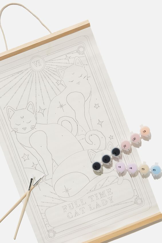 Paint By Numbers, TAROT CATS