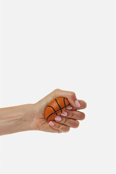 Stress Ball, BASKETBALL