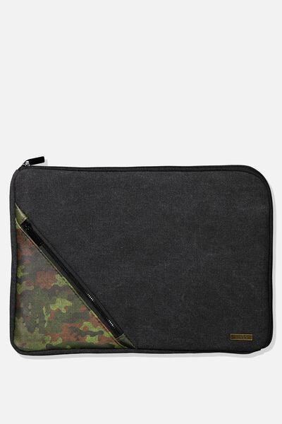 """Premium Laptop Case 13"""", CAMO"""