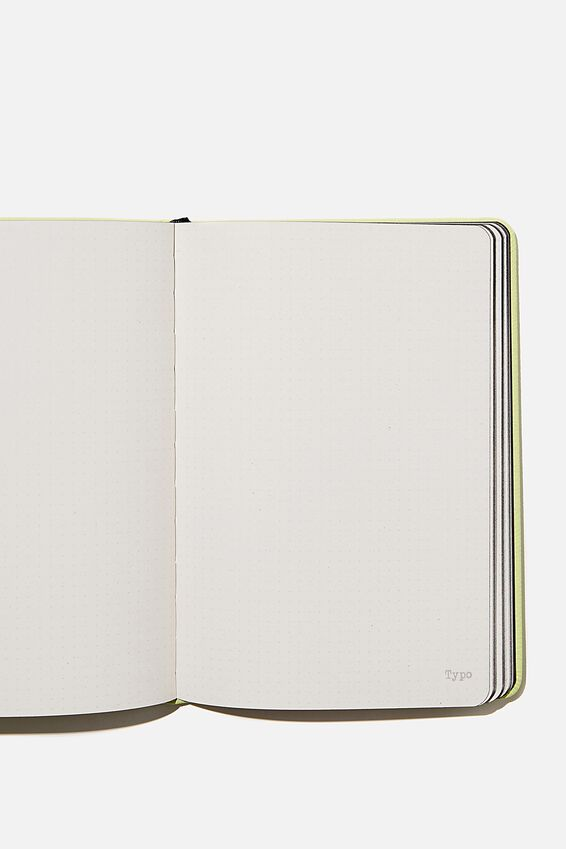 A5 Dot Buffalo Journal, MENTH