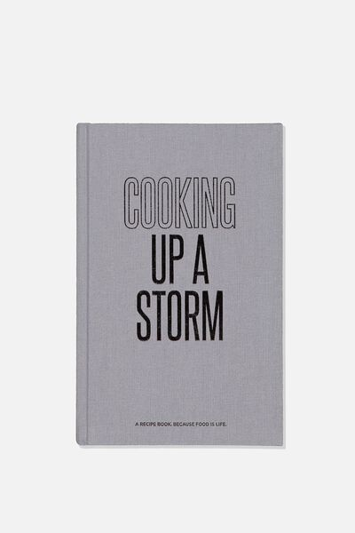 A5 Activity Book, COOKING UP A STORM