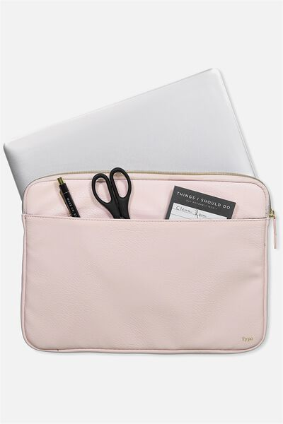 "Core Laptop Cover 13"", BLUSH"