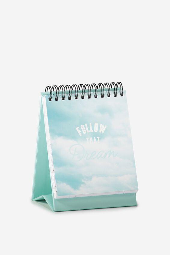 Desktop To Do List, FOLLOW YOUR DREAMS