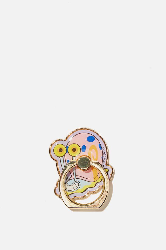 SpongeBob Metal Phone Ring, LCN NIC GARY