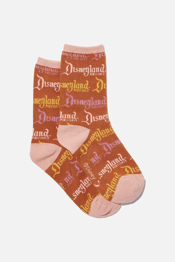 Disney Socks, LCN DIS DISNEYLAND