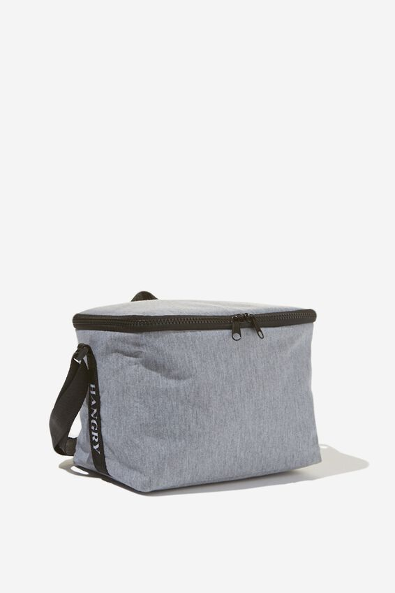 Cooler Lunch Bag, HANGRY INSIDE