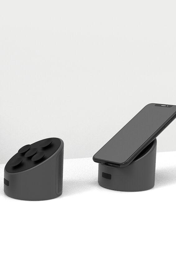 Wireless Shower Speaker, PREMIUM A.T. WELSH SLATE