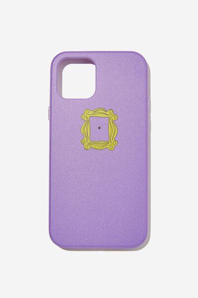 Protective Phone Case Iphone 12, 12 Pro, LCN WB FRIENDS DOOR