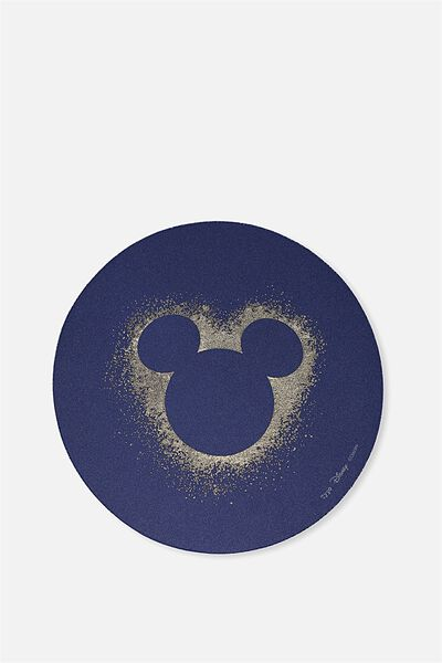 Neoprene Mouse Pad, LCN MICKEY HEAD