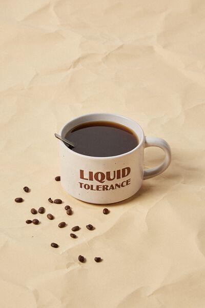 Big Hit Mug, LIQUID TOLERANCE