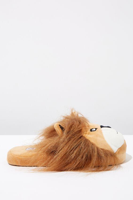 Novelty Slippers, LION