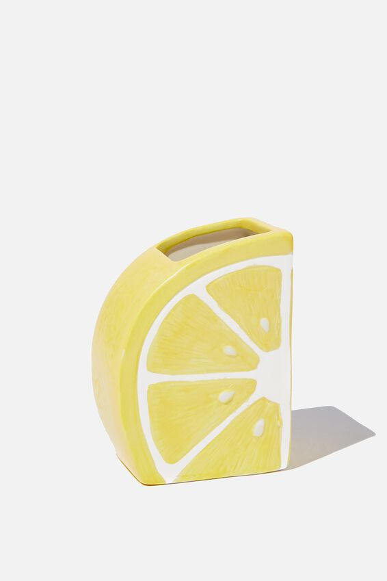 Pen Holder, LEMON WEDGE